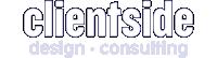 Clientside Logo